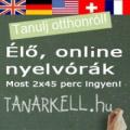Online német