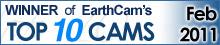 EarthCam Top10 PontMost.hu webcam